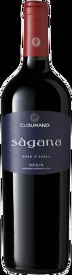 """Cusumano 2011 """"Sagana"""" Nero D'Avola 1.5L"""