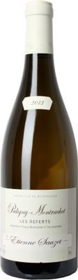 """Domaine Etienne Sauzet 2013 Puligny Montrachet """"Les Referts"""" 1er Cru 750ml"""