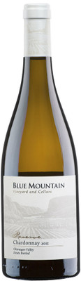 Blue Mountain 2011 Reserve Chardonnay Stripe Label 750ml