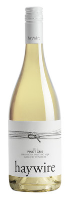 Haywire 2016 Pinot Gris 750ml