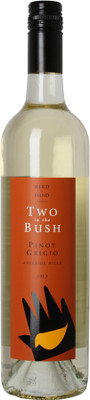 Bird in Hand 2013 Pinot Grigio Two in the Bush 750ml