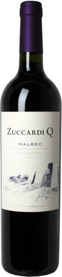 Zuccardi 2011 Single Vineyard Q Malbec 750ml