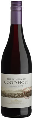 Good Hope 2013 Mountainside Shiraz 750ml