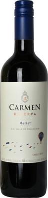 Carmen 2015 Premier Reserva Merlot 750ml
