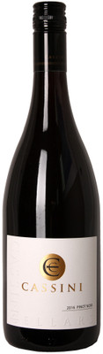 Cassini 2016 Pinot Noir 'Red Carpet' 750ml