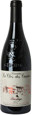"""Domaine le Clos des Cazaux 2012 Gigondas """"Prestige"""" 750ml"""