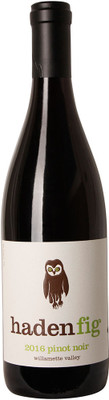 Haden Fig 2016 Pinot Noir Willamette Valley 750ml
