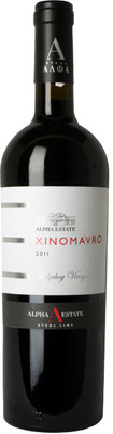 Alpha Estate 2011 Xinomavro Hedgehog Vineyard 750ml