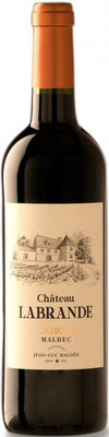 Chateau Labrande 2014 Cahors 750ml