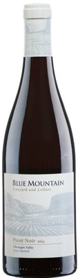 Blue Mountain 2015 Pinot Noir 750ml