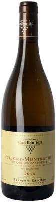 """Domaine Francois Carillon 2014 Puligny-Montrachet """"Les Folatieres"""" 1er Cru 750ml"""
