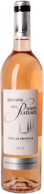 Domaine des Hauts Plateaux 2015 Cotes de Provence Rose 750ml