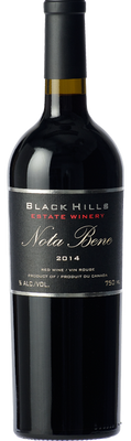 Black Hills 2014 Nota Bene 3.0L