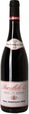 Jaboulet 2015 Cotes du Rhone Parallele 45 750ml