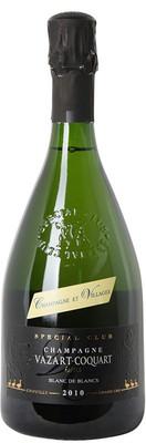 Champagne Vazart Coquart 2010 Special Club 750ml