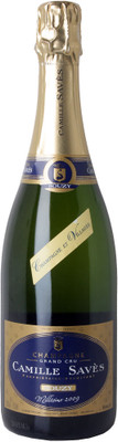 Champagne Camille Saves 2009 Grand Cru Brut 750ml