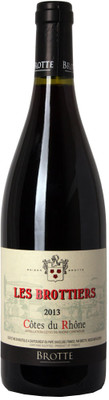 "Brotte 2013 Cotes du Rhone ""Les Brottiers"" 750ml"