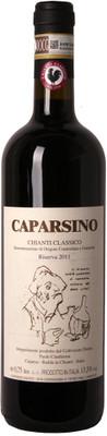 """Caparsa 2011 Chianti Classico """"Caparsino"""" Riserva 750ml"""
