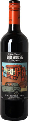 Big House California Red 750ml