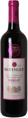 Beringer 2015 Main & Vine Merlot 750ml