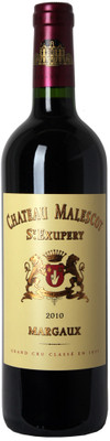 Château Malescot St. Exupery 2010, Margaux 750ml