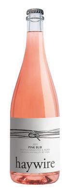 Haywire 2017 Sparkling Rose Bub 750ml
