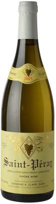 Domaine Clape 2015 Saint Peray Blanc 750ml