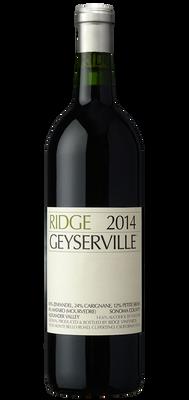 Ridge 2014 Geyserville 375ml