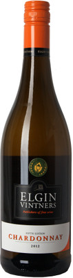 Elgin 2012 Chardonnay 750ml