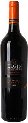 Elgin 2013 Merlot 750ml