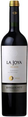 Bisquertt 2015 La Joya Carmenere 750ml