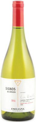Emiliana 2015 Signos White Blend 750ml