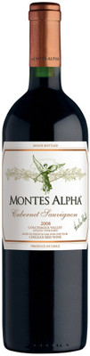 Montes 2015 Alpha Cabernet Sauvignon 750ml