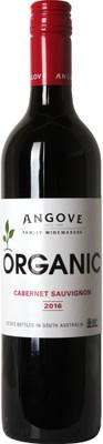 Angove 2018 Organic Cabernet Sauvignon 750ml