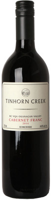 Tinhorn Creek 2016 Cabernet Franc 750ml