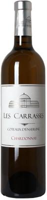 Chateau Les Carrasses 2013 Chardonnay 750ml