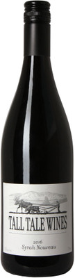 Tall Tale Wines 2016 Syrah Nouveau 750ml