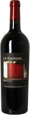 Alain Proteau 2012 Le Garage Bordeaux Superieur 750ml