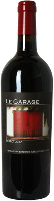 Alain Proteau 2012 Le Garage Bordeaux Superieur 750ml