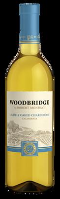 Mondavi Woodbridge 2014 Lightly Oaked Chardonnay 750ml