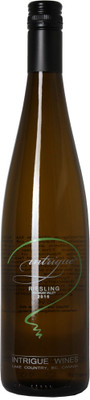 Intrigue Wines 2016 Riesling 750ml