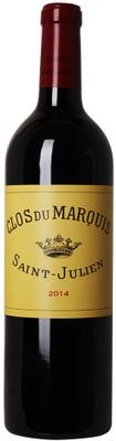 Clos du Marquis 2014 Saint-Julien 750ml