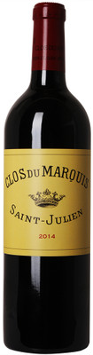 Clos du Marquis 2014 Saint-Julien 750ml