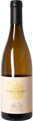 Anthony Buchanan 2016 Pinot Blanc 750ml