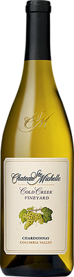 Chateau Ste. Michelle 2014 Cold Creek Chardonnay 750ml