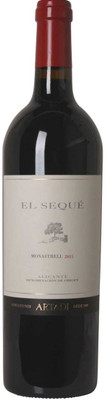 Bodegas Artadi 2015 Monastrell by El Seque 750ml