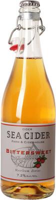 Sea Cider Bittersweet 750ml
