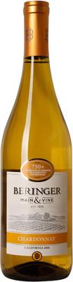 Beringer 2016 Main & Vine Chardonnay 750ml