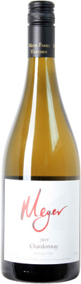Meyer Family 2019 Chardonnay Okanagan Valley 750ml