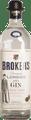Broker's London Dry Premium Gin 750ml